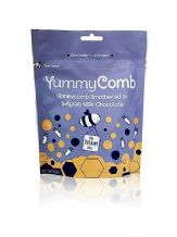 YummyComb - Milk Chocolate Toffee Honeycomb
